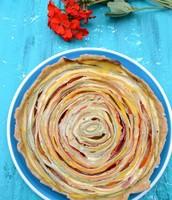 Tarta espiral