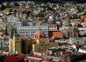 city of oaxaca