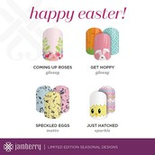 Don't forget to get your Easter wraps!