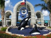 SeaWorld , San Antonio Tx