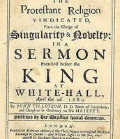 Protestant Religion