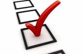 4.2 Editing Checklist