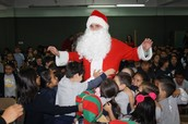 Christmas Party at OLG