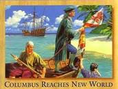 He sailed across the seas