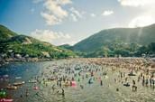 Bioko Island Beach