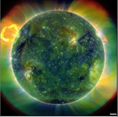 EARTH & SUN SYSTEM
