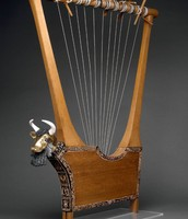 Lyre (Type Of Harp)