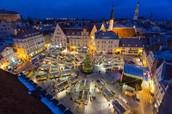 Tallinn old town (during winter)