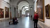 Dentro de el museo