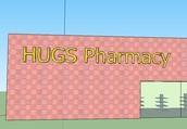 Hugs Pharmacy Hours: