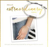 Earn Your Exclusive Bracelet!