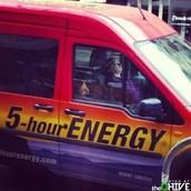 5-hour energy...