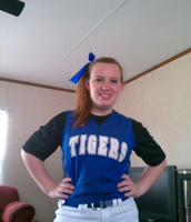 Before Softball game