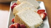 Bread/Angel Food Cake