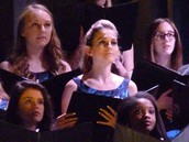 Women's Chorale members