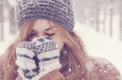 Cute Winter Accessories