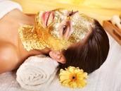 عرض  قناع الذهب                                                                                                              Gold Mask offer