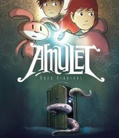 #1     Amulet -  The Stonekeeper