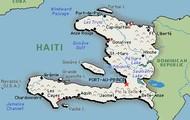 Where Haiti is.