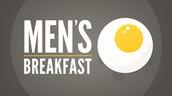Men's Breakfast, Sunday, April 26th @ 7:30 AM
