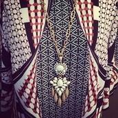 Mallorca Pendant Necklace