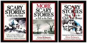 the scary stories books