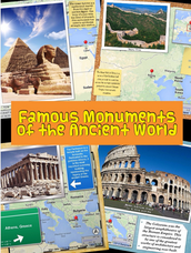 Famous Monuments of the Ancient World