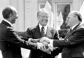 Camp David Peace accords