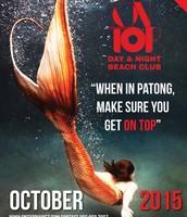 """On Top"" Day & Night Beach Club, Phuket"