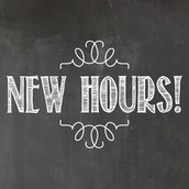 New Carnegie Library hours!