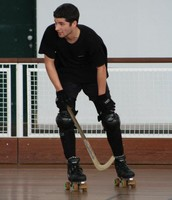 Miguel - Quad Hockey Coach / Manager