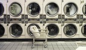 After the Industrial Revolution                                                      Laundromat