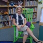Sandy Liptak, Bagdad Librarian