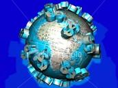 Dependiendo del área geográfica los mercados puede ser: