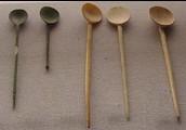 Ancient Roman Spoons