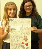 Sydney and Lucy's Bear poster