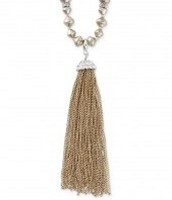Milana Tassel Necklace