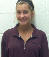 Carolyn McCullen, Senior, Girls Varsity Tennis