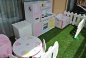 Children's Kitchen and Garden Set