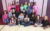 2nd Grade - Mrs. Morris' Class