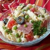 American- Italian Pasta Salad