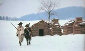 Winter in Valley Forge