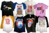 Camisetas de algodón