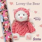 Lovey the Bear