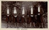The Quakers, not Quaker Oats