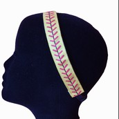 Softballs Laces Headband