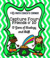 Great game for students to practice making 10