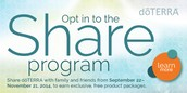 Get free incentive products!