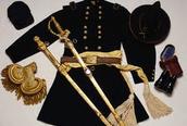 Union military uniform-