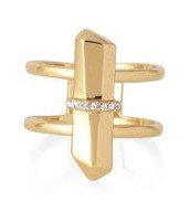 gold rebel ring